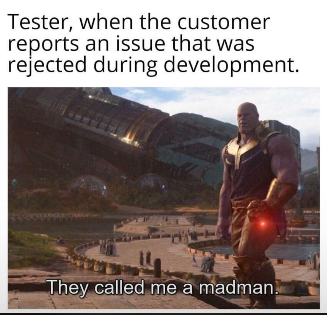 i was inevitable - meme