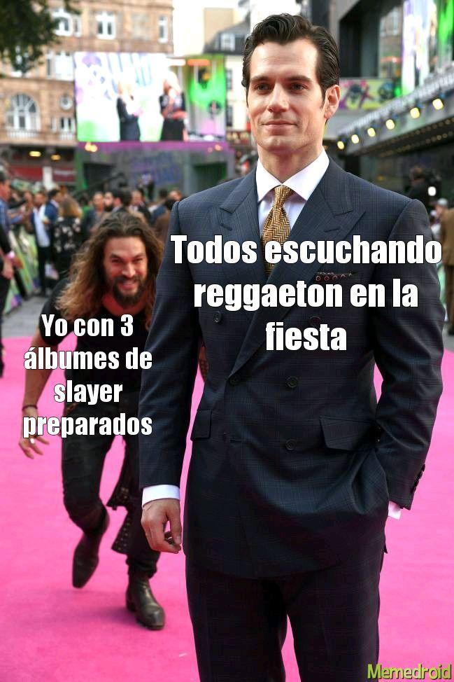 Slayer - meme