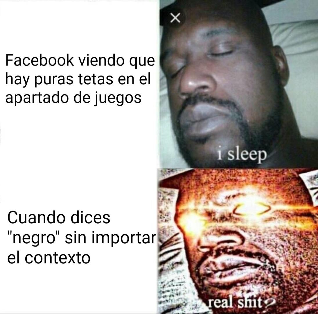Pinche Facebook -_____- - meme