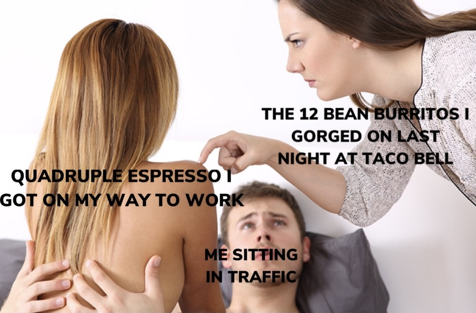 Just like real life - meme