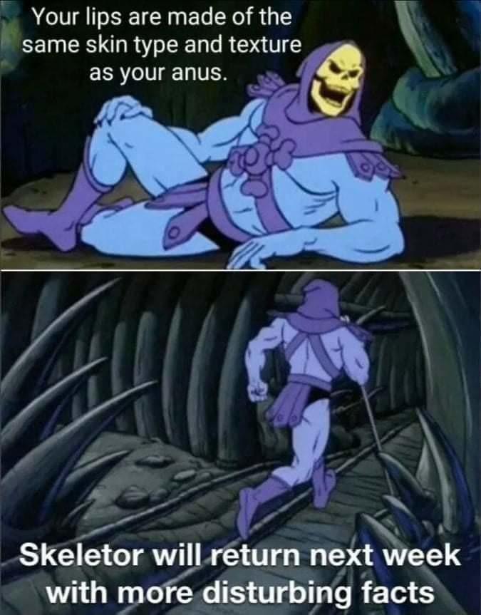 By the power of Grayskull - meme