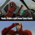 IOU TONY
