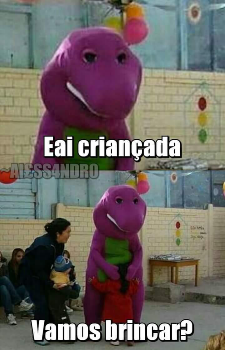 Nao barney, naaaao - meme