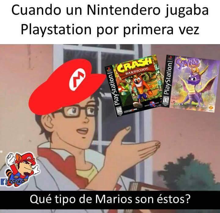 Yo era asi, pero con Pokemon - meme
