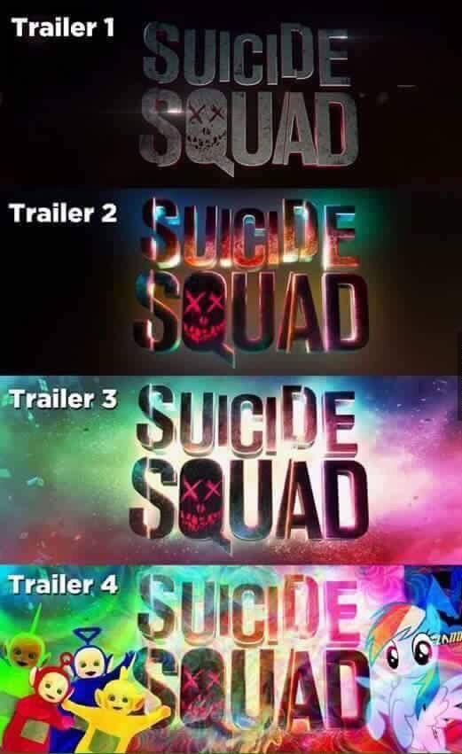 Suicide Squad :D - meme