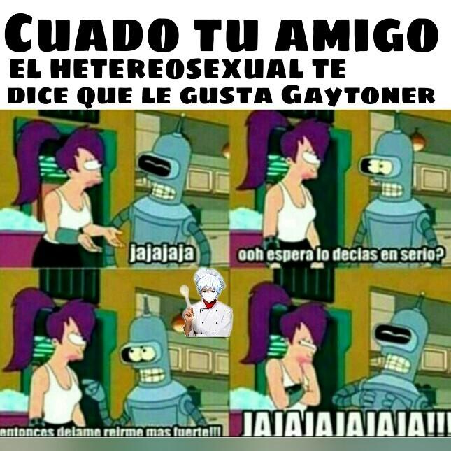 Miltoner=Gay - meme