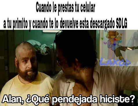 Original, Fiesta de sin comentarios. - meme