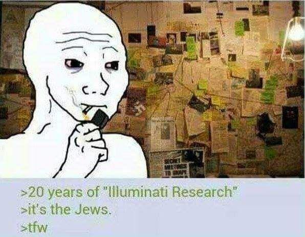 THE JEWS - meme
