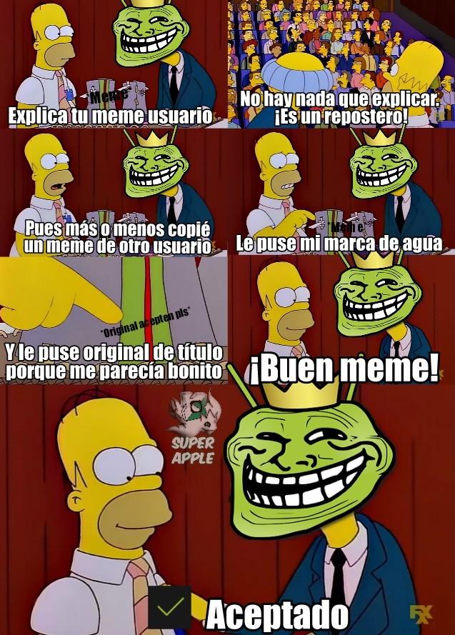 Top Memes De Usuario En Espanol Memedroid