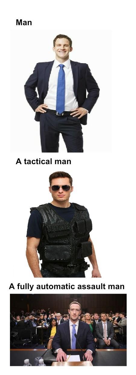 The zucc - meme