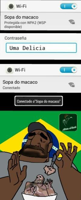 Sopa do Macaco - meme