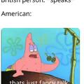 Facncy talk