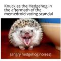 Heckin bamboozled