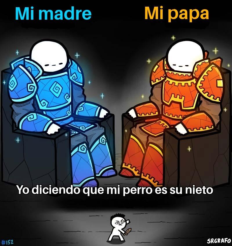 Mejor hijo no hay - meme