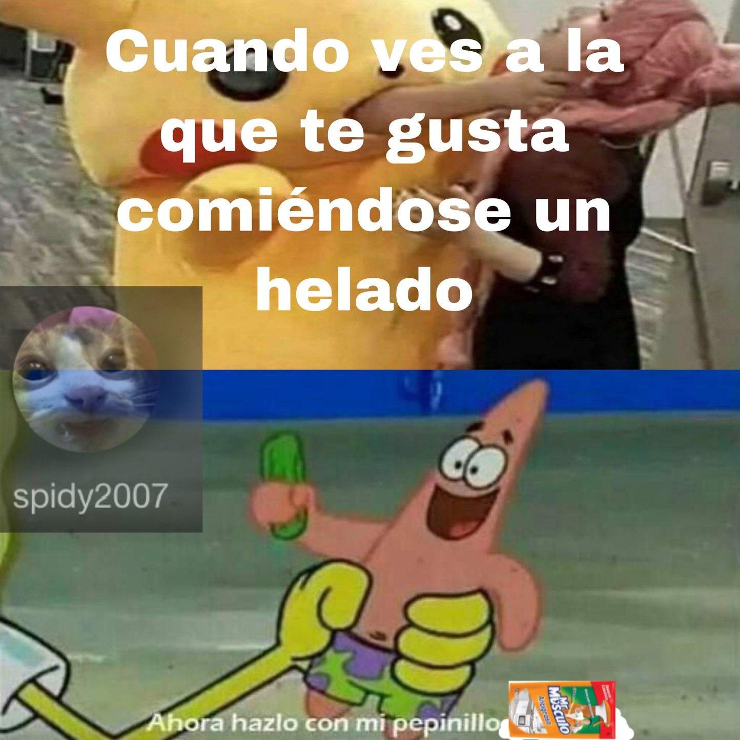 + 100 de pervertido - meme