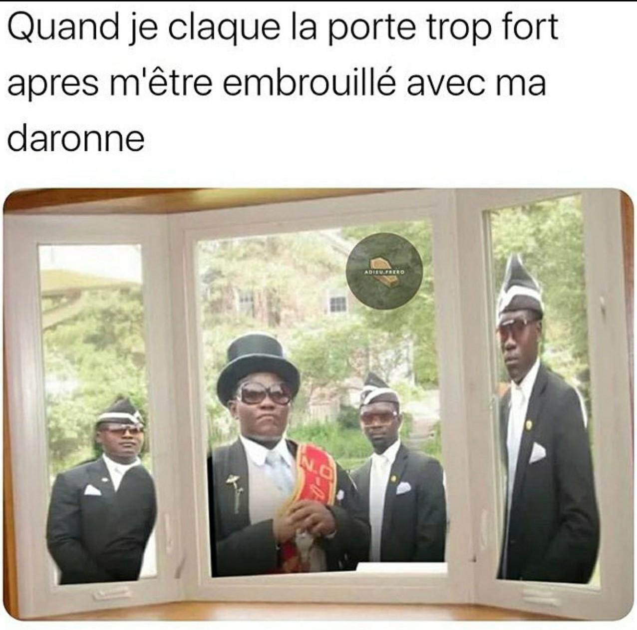 Cerceuil - meme
