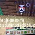 Pinche lobo quiere 10 huesos de los venezolanos