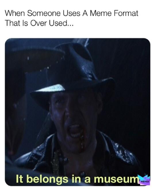 Indiana - meme