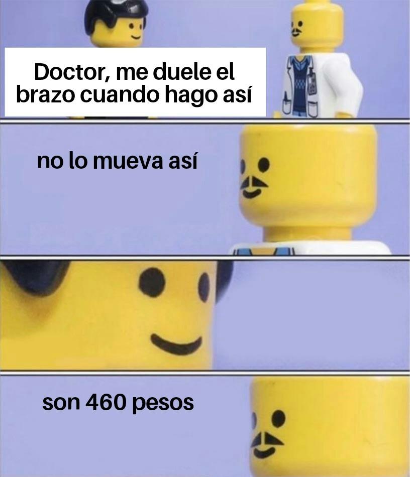 Sistema de salud - meme