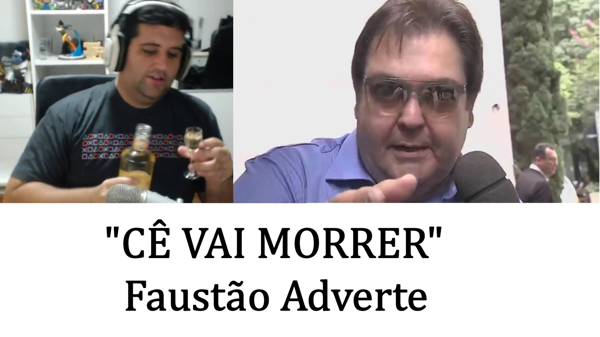 Ce Vai Morrer Dava Jonas Cachaça Pimba - meme