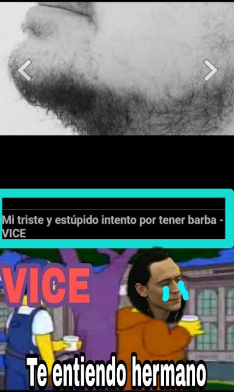 Todos queremos barba - meme
