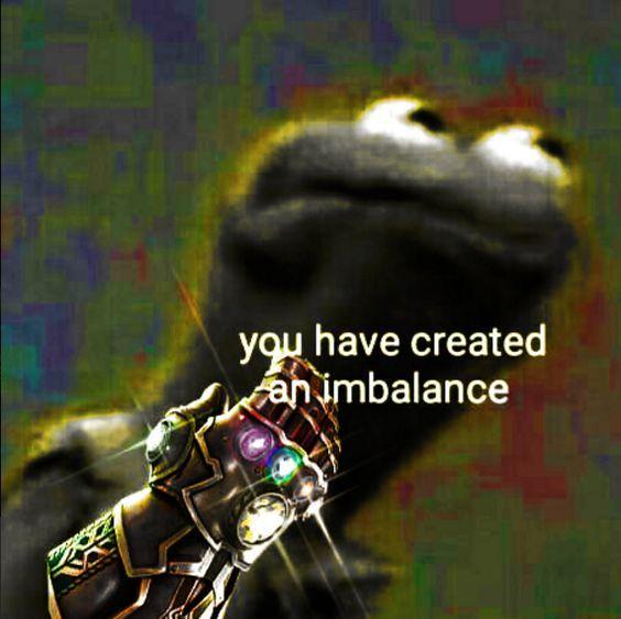 kermit has risen - meme