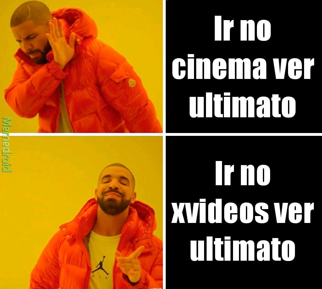 Xvideos melhor que megafilmes - meme