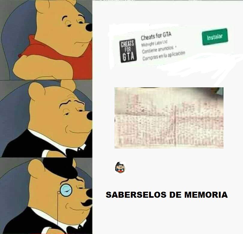 LOS MODALES HACEN AL HOMBRE - meme