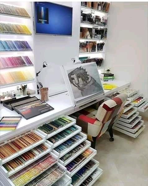 Mi escritorio para dibujar - meme