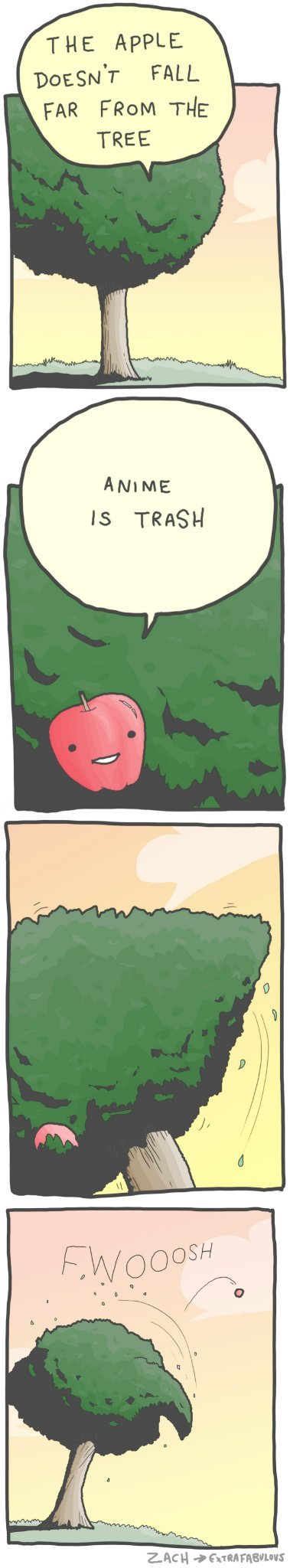 apple tree - meme