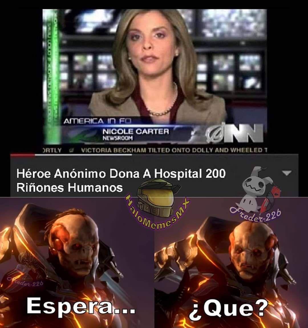 Herói anônimo doa 200 rins humanos a hospital - meme