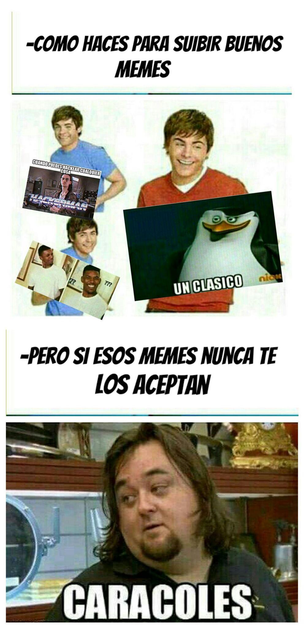 caraclasimen - meme