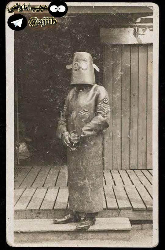 Radiologist in 1918 - meme