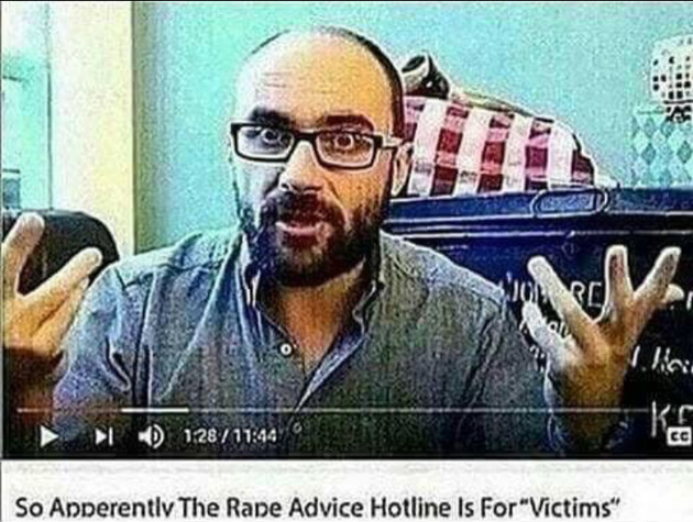 VSauce Michael here. What IS consent? - meme