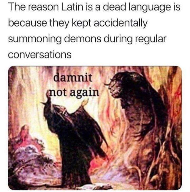 The best language memes :) Memedroid