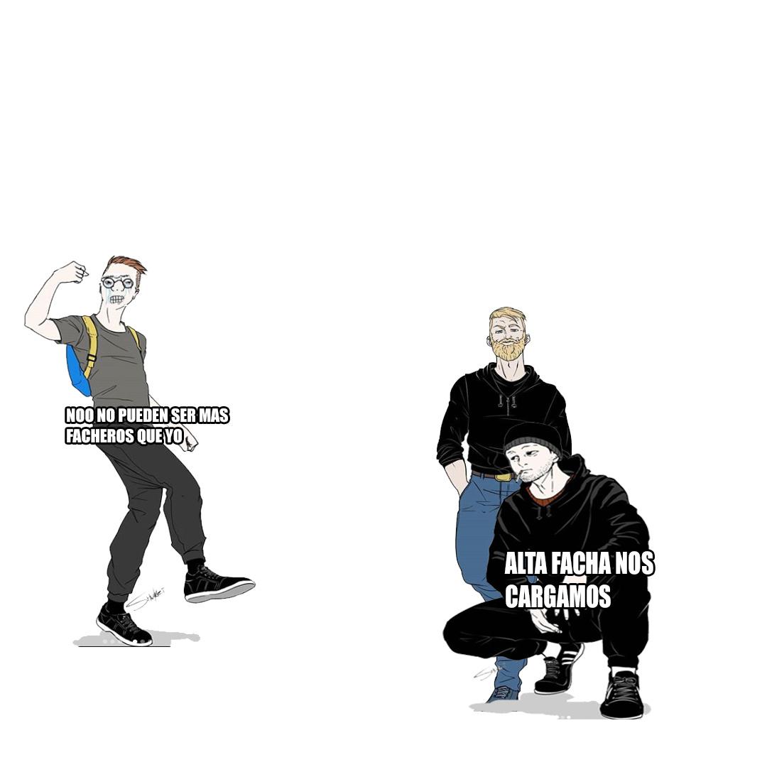 El dibujo es de un weon llamado Shukeiart buscalo en instagram - meme