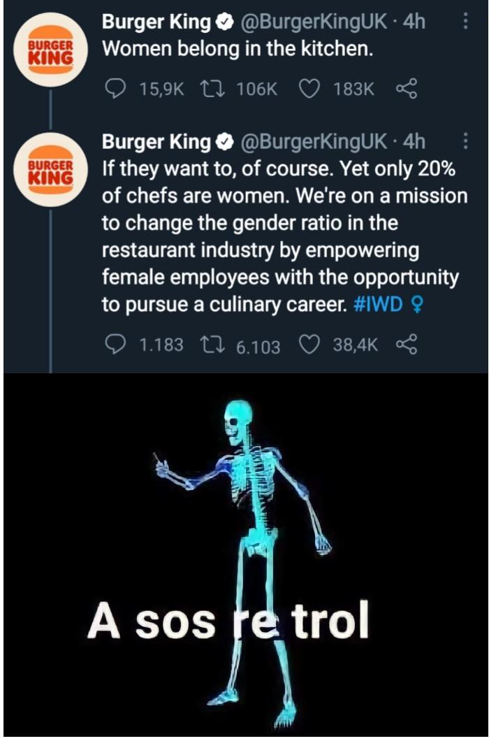 burger trol - meme