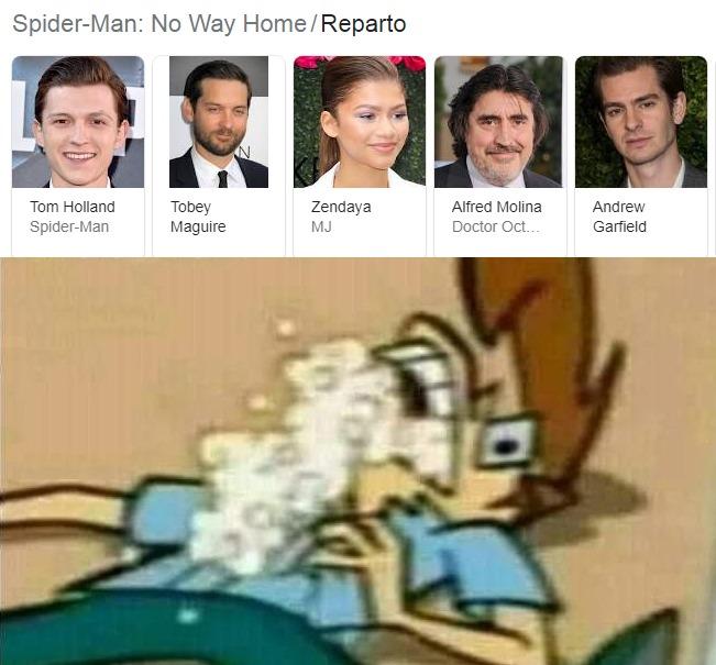 spiderverse confirmadooo - meme