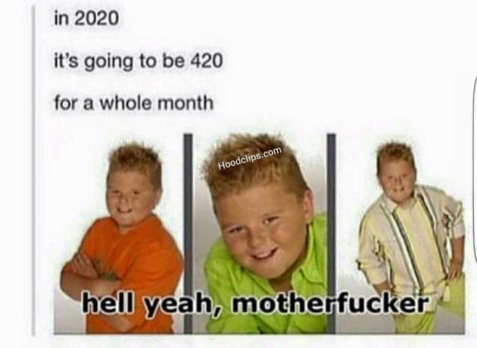 2020 will be lit - meme