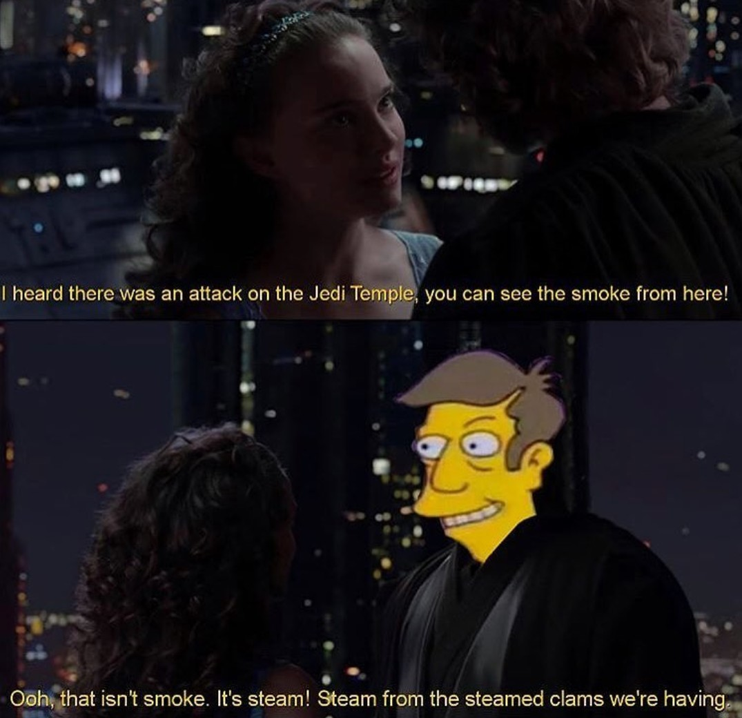 Steamed younglings - meme