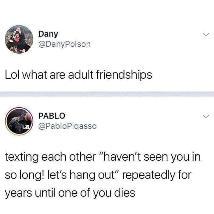 Adult issue.... - meme