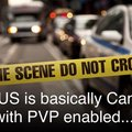 The US is basically Canada with PVP enabled