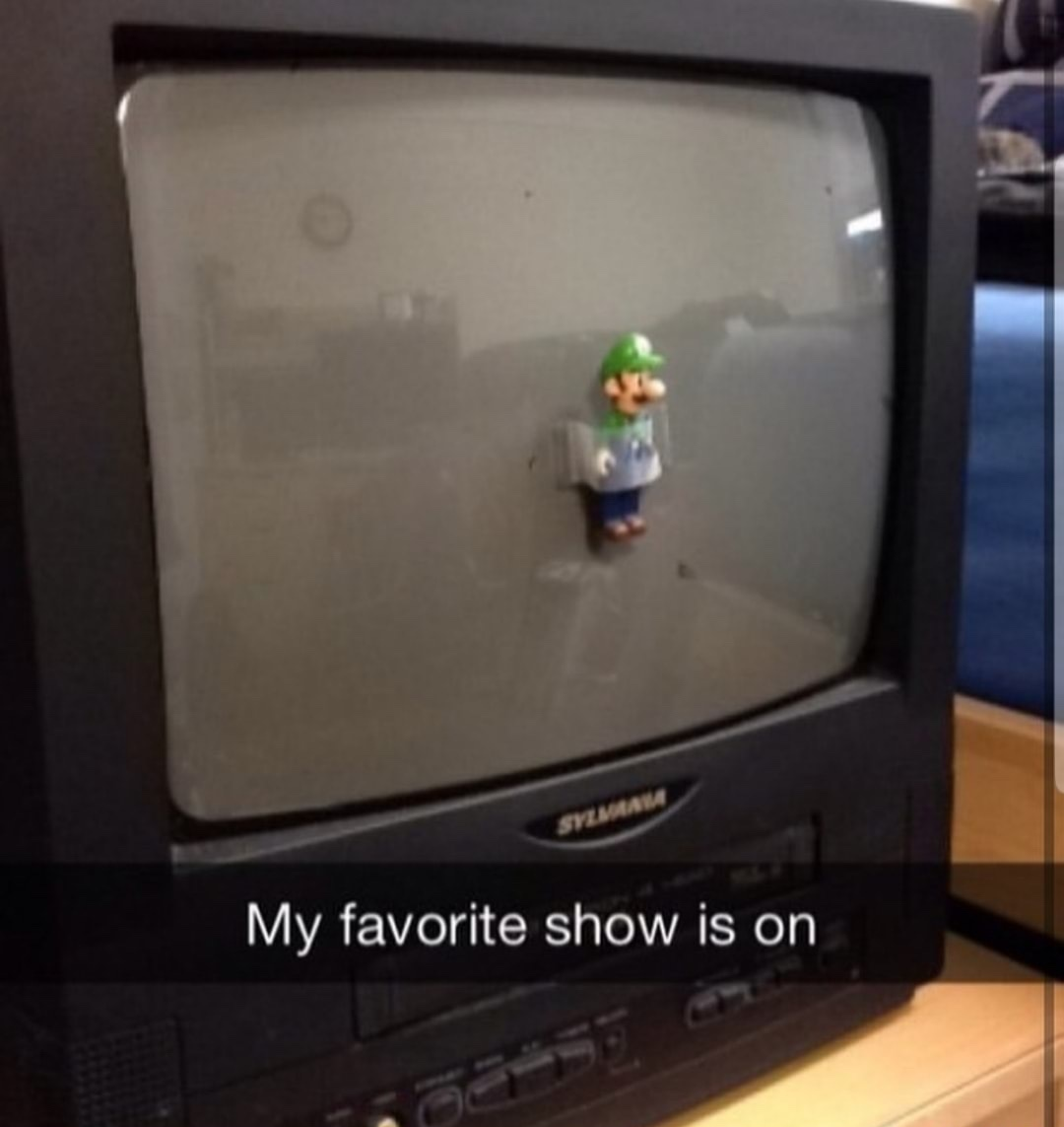 what's your favorite show? - meme