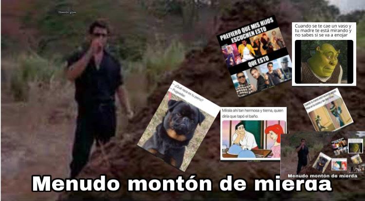 mEnudO monTon dE miErDa - meme
