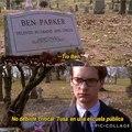 F por el tío Ben