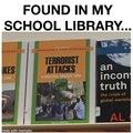School library #1