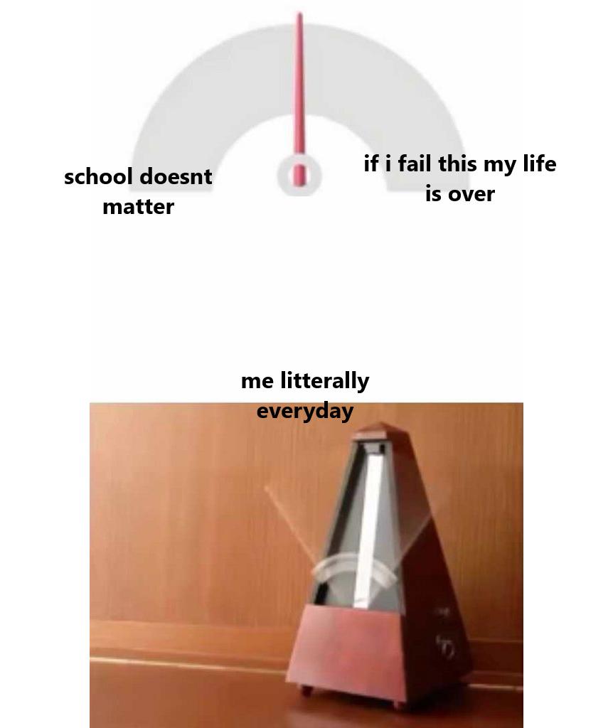 school  is wack - meme