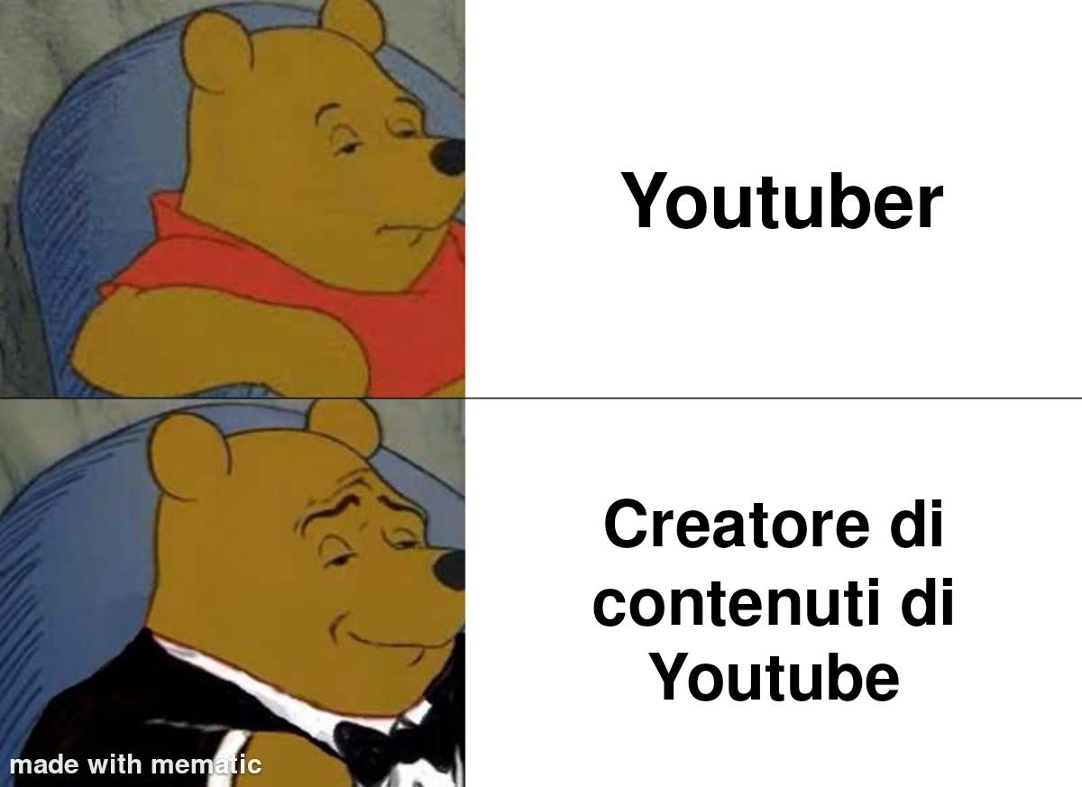 Che raffinatezza - meme