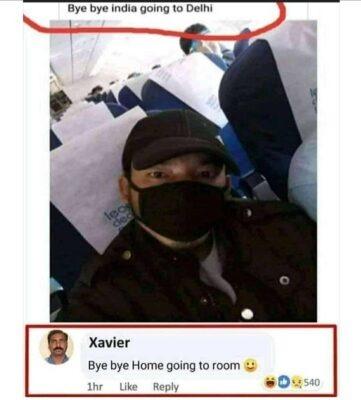 xavier again - meme