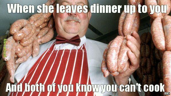Sausage - meme
